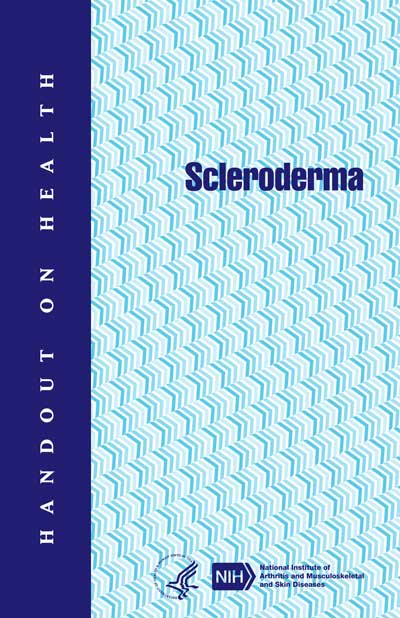 Scleroderma, Handout on Health cover